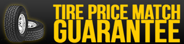 Tire Price Guarantee