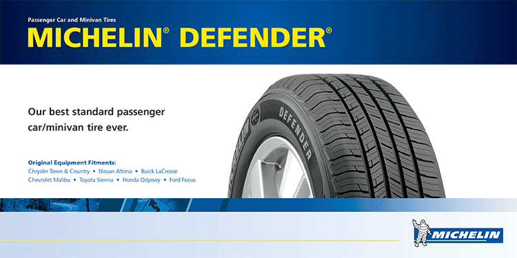 Michelin Defender
