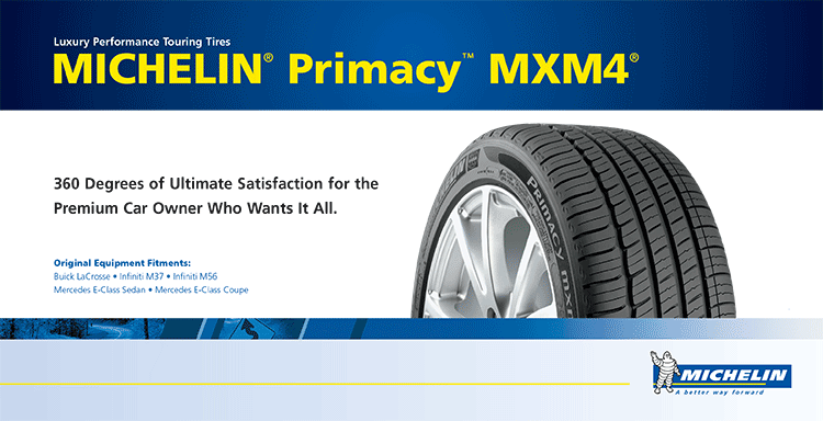 Michelin Primacy